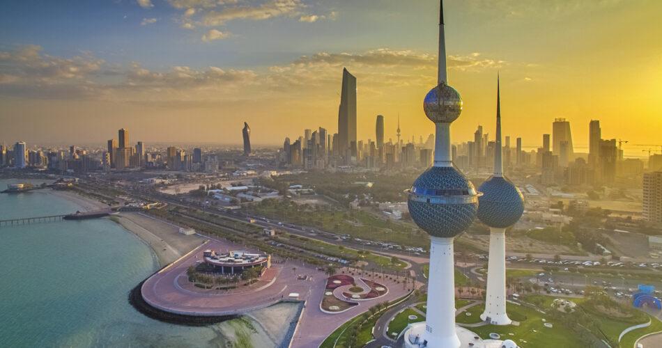 Beautiful Kuwait Sunset